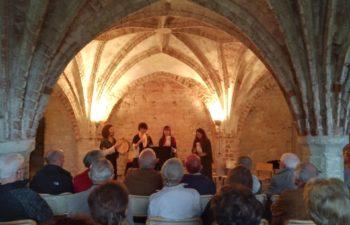 Bild einer Veranstaltung  - Musik im Kloster