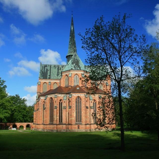 Bild eines Klosters - Zisterzienserkloster Doberan