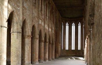 Bild einer Veranstaltung  - Stille Stunde im Kloster Chorin