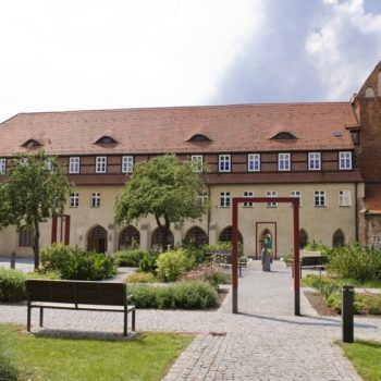 Bild eines Klosters - Klöster