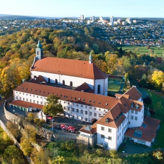 Bild eines Klosters - Franziskanerkloster Fulda