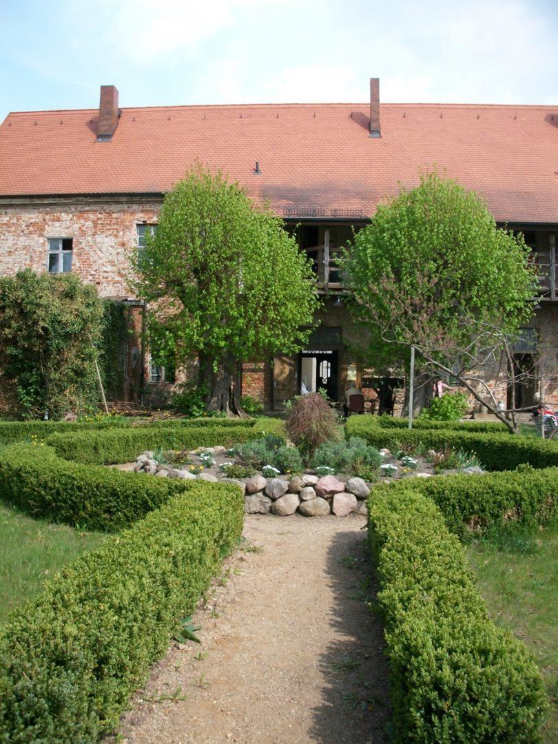 Bild eines Klosters - Kyritz Franciscan Abbey