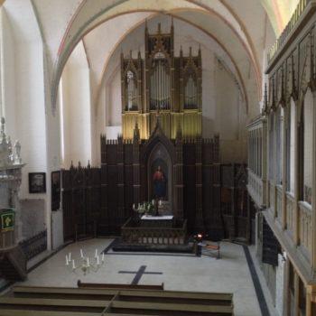 Bild eines Klosters - Klarissinnenkloster Ribnitz