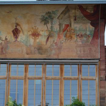 114Geschichte des Klostergartens