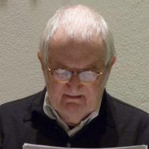 Dieter Hufschmidt (Schauspieler) liest Texte von Ernesto Cardenal
