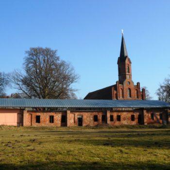 Bild eines Klosters - Zisterzienserinnenkloster Altfriedland