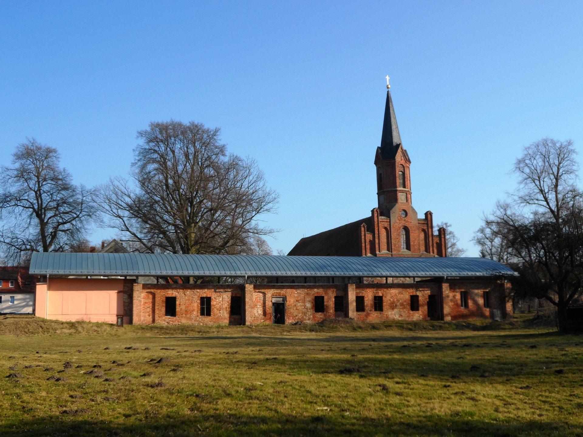 Bild eines Klosters - 1053Zisterzienserinnenkloster Altfriedland