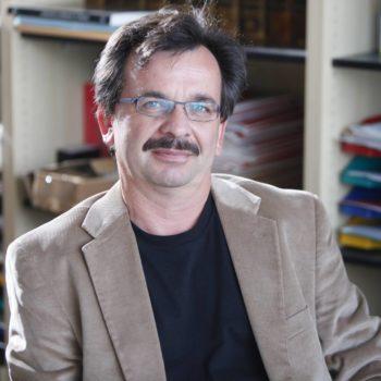 Foto eines Experten - Helmut Flachenecker