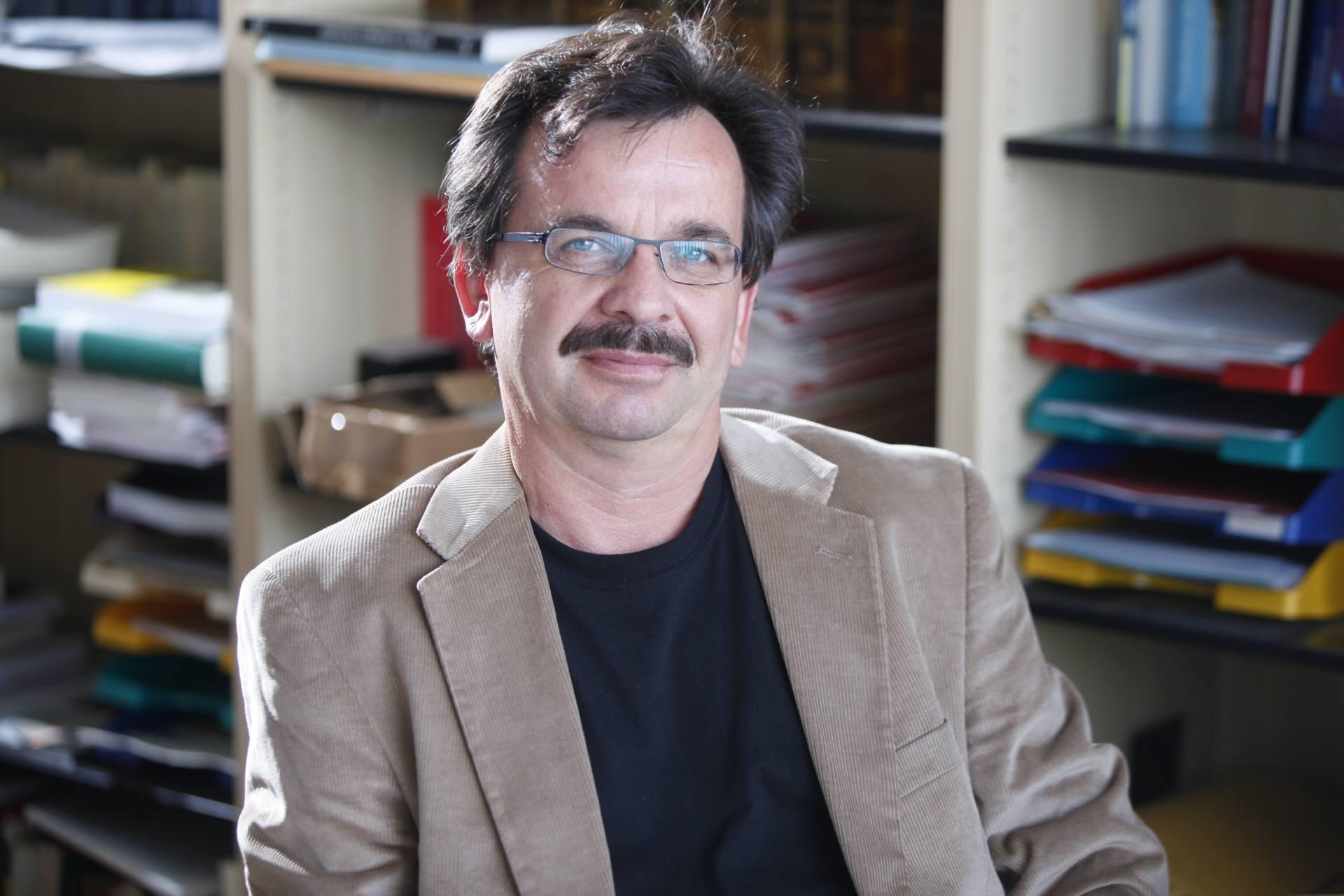 Bild eines Experten - Helmut Flachenecker