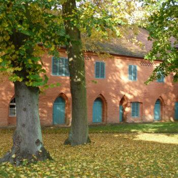 Bild eines Klosters - Zisterzienserinnenkloster Zehdenick